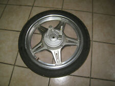 CB 125 T Hinterrad Felge Hinten 1,60 x 18 Bremsankerplatte brake wheel rear