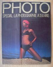 MAGAZINE PHOTO N°55 AVRIL 1972 DE MEYER MC BRIDE SAM HASKINS