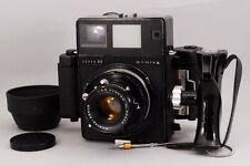 【Exc+】 Mamiya Press Super 23 Black W/ 6x9 FilmBack,Grip,100mm f3.5 From Japan
