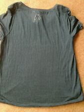 George Polyester V Neck Classic Tops & Shirts for Women