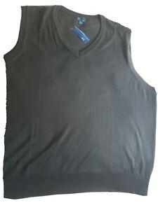 Blue Ocean Kids Solid Color Classic Sweater Vest