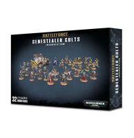 *Battleforce Genestealer Cults Insurrection - Games Workshop 40K