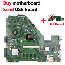For ASUS X550CC Portable Carte mère avec Intel I3-3217U 4GB RAM MainBoard GT720M