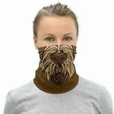 Spinone Italiano Dog Face Neck Gaiter Face Mask Protector