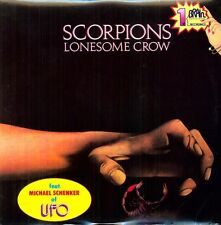 Lonesome Crow by Scorpions (Germany) (Vinyl, Jul-2009, Universal)