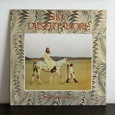 NICO Desertshore UK REPRISE LP 71 Avant Garde/Psych JOHN CALE Velvet Underground