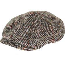 Stetson Hatteras Herringbone Headwear Hat - Multi All Sizes