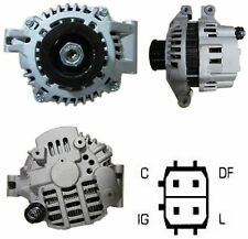 Brand Alternator Compatible For Honda FR V BE 2.0  with 7 Ribs Pulley 2005-2009