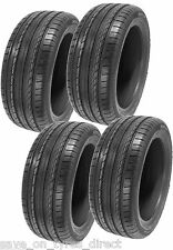 4 2255517 Budget 225 55 17 New Tyres x4 225/55R17 101w XL Extra Load 225/55