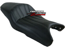 09-16 YAMAHA FZ6R FZ6 R CORBIN GUNFIGHTER SEAT GUN FIGHTER BLACK LEATHER NEW