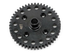LOSA3556 LOSI Center Diff 48T Spur Gear, Lightweight: 8B/8T