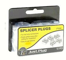 Woodland Scenics JP5686 Just Plug Splicer Plugs 12 pcs