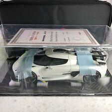 1/18 Frontiart Koenigsegg JESKO Pearl White Ltd 299 pcs