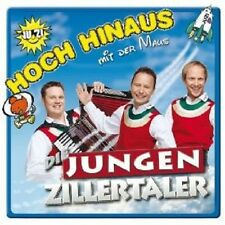 "DIE JUNGEN ZILLERTALER ""HOCH HINAUS..."" CD NEU"