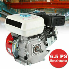 Benzinmotor 6.5 PS Standmotor Kartmotor Benzin Motor 4 Takt 163 ccm Einzylinder