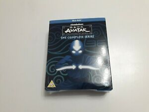brand new Avatar legend of Aang blue ray set