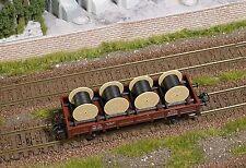 "Busch 1681 HO: Laadgoed ""Kabelrollen"" (zonder wagon!)"