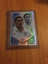 MATCH ATTAX ENGLAND WORLD CUP 2010 GARETH BARRY LIMITED EDITION MINT