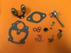 Allis Chalmers Complete Carburetor Kit WC WD WF Zenith 9797A 8979 10981A BK25V
