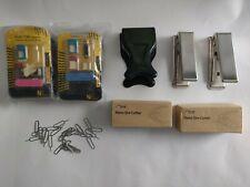 Lot (7pcs) All in 1 Sim Card Cutter Micro, Nano, Standard and (20) Sim Tray Tool