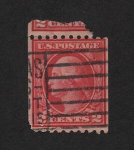 USA 450 (Coil perf 10 Horiz, Type III) used ..  2021 Scott=$25.00