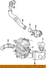 TOYOTA OEM 89-95 Pickup Air Cleaner Intake-Hose Tube Duct 2223135030