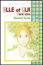manga Elle et Lui - Kare Kano tome 18 Shojo Masami Tsuda EPUISE Tonkam EO dvd VF