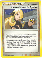 Pokémon n° 131/146 - Supportet - les sentiments de Cynthia