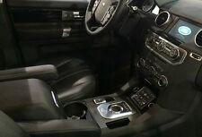Land Rover Lr4 Discovery 4 2010-2016 OEM Piano Black Interior Trim Set New