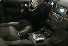 Land Rover LR4 Discovery 4 2010-2016 OEM Piano Black Interior Trim Kit Brand New