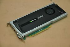 HP PCI-e NVIDIA Quadro 4000 Graphics Video Card 2GB RAM 616076-001/608533-001