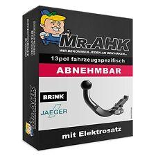 BRINK Audi A3 8P1 Fließheck 08-12 AHK Anhängerkupplung abnehmbar 13pol spe. ES