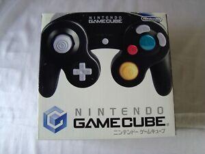 Nintendo GameCube Black EMPTY CONSOLE BOX ONLY GCN Japan