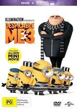 Despicable ME 3 : NEW DVD