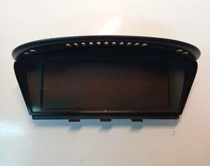 BMW E60 E61 E63 E64 E90 E91 E92 CCC NAVIGATION DISPLAY SCREEN PART# 65826945660