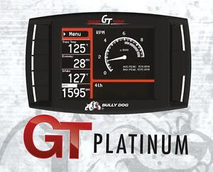 BULLY DOG GT PLATINUM GAS for TOYOTA TACOMA TUNDRA PROGRAMMER 40417
