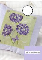 SOFT & LOVELY FRESH FLOWERS    -     CROSS STITCH PATTERN  ONLY   R69M1