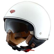 Casque casco helmet jet ASTONE MINIJET RETRO taille L 59 60