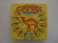 CAMEL - MEXICO - METAL TIN - SUMMER 2010 - LIMITED EDITION SERIES
