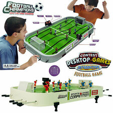Foosball Score Football Champion Table Board Game Activity Play Set Kid Toy