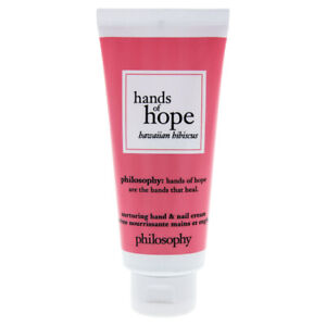 Hands of Hope - Hawaiian Hibiscus Cream by Philosophy for Unisex - 1 oz