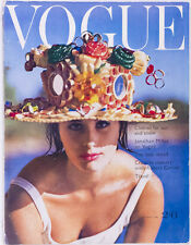 JEAN SHRIMPTON David Bailey WILLIAM KLEIN Irving Penn VTG PUCCI Chanel  VOGUE UK