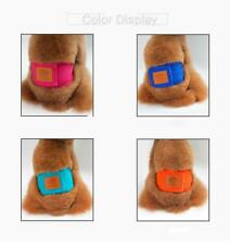 Pet Dog Cat Belly Band Underwear Panties Reuse Washable Potty Diaper physio