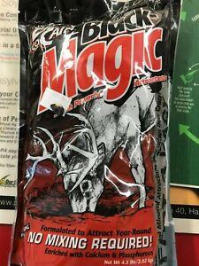 4.5lb Bag Deer co-Cain Black Magic Deer Attractant