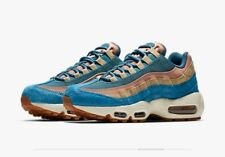 Womens Nike Air Max 95 LX Smokey Blue Size 9 Sneakers Shoes MSRP $190