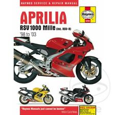 Aprilia RSV 1000 Mille 1999 Haynes Service Repair Manual 4255