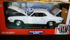 1970 Dodge Challenger RT 440Scat Packers Unite! New in box! 1/24 scale M2