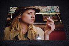 """Melanie laurent signed autógrafo en 20x30 """"Inglourious Basterds"""" foto inperson"""