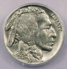 1930 1930-P Buffalo Nickel ICG MS64