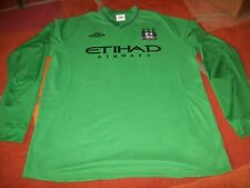 cca6d852e Manchester City Goal Keepers Kit Adults Memorabilia Football Shirts ...